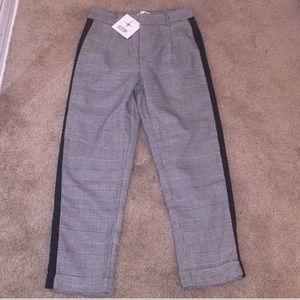 Seek The Label • Plaid Pants- Bought @ LF